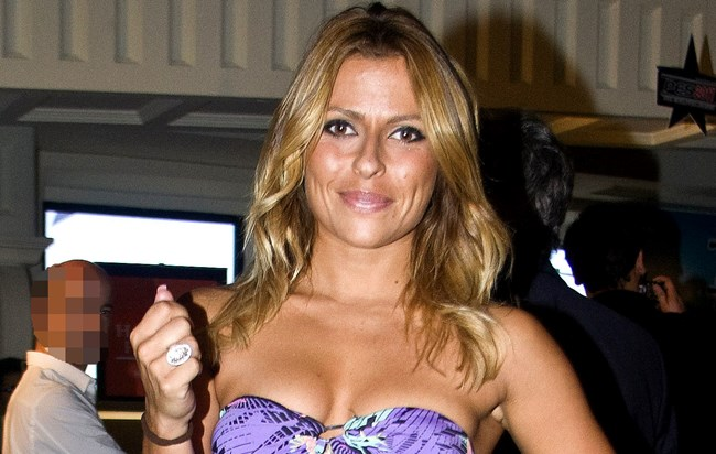 Maria Sampaio ex-moranguita